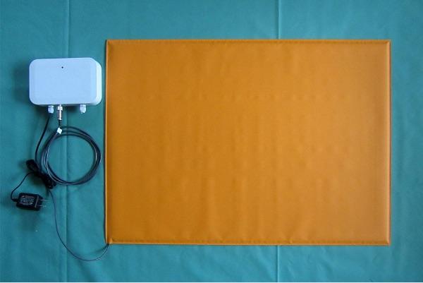 静電容量重量離床センサ